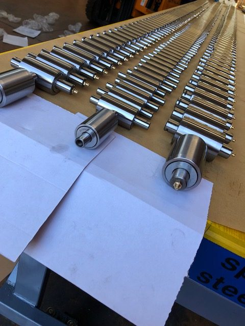 Back-up rolls for steel industry - Distitec™