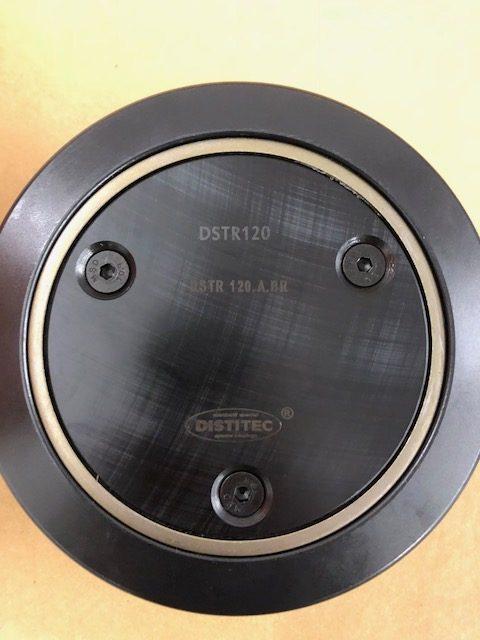 Cuscinetto radiale con perno brunito per applicazioni in ambiente soggetto a corrosione - DSTR 120.A.BR