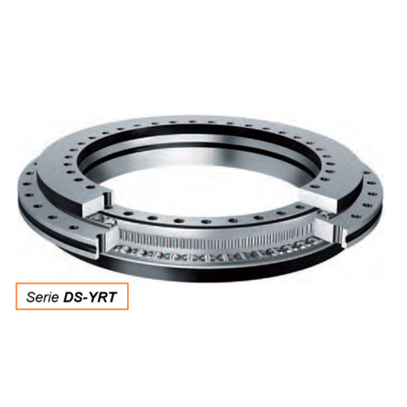 Axial-radial cylindrical roller bearings (yrt)