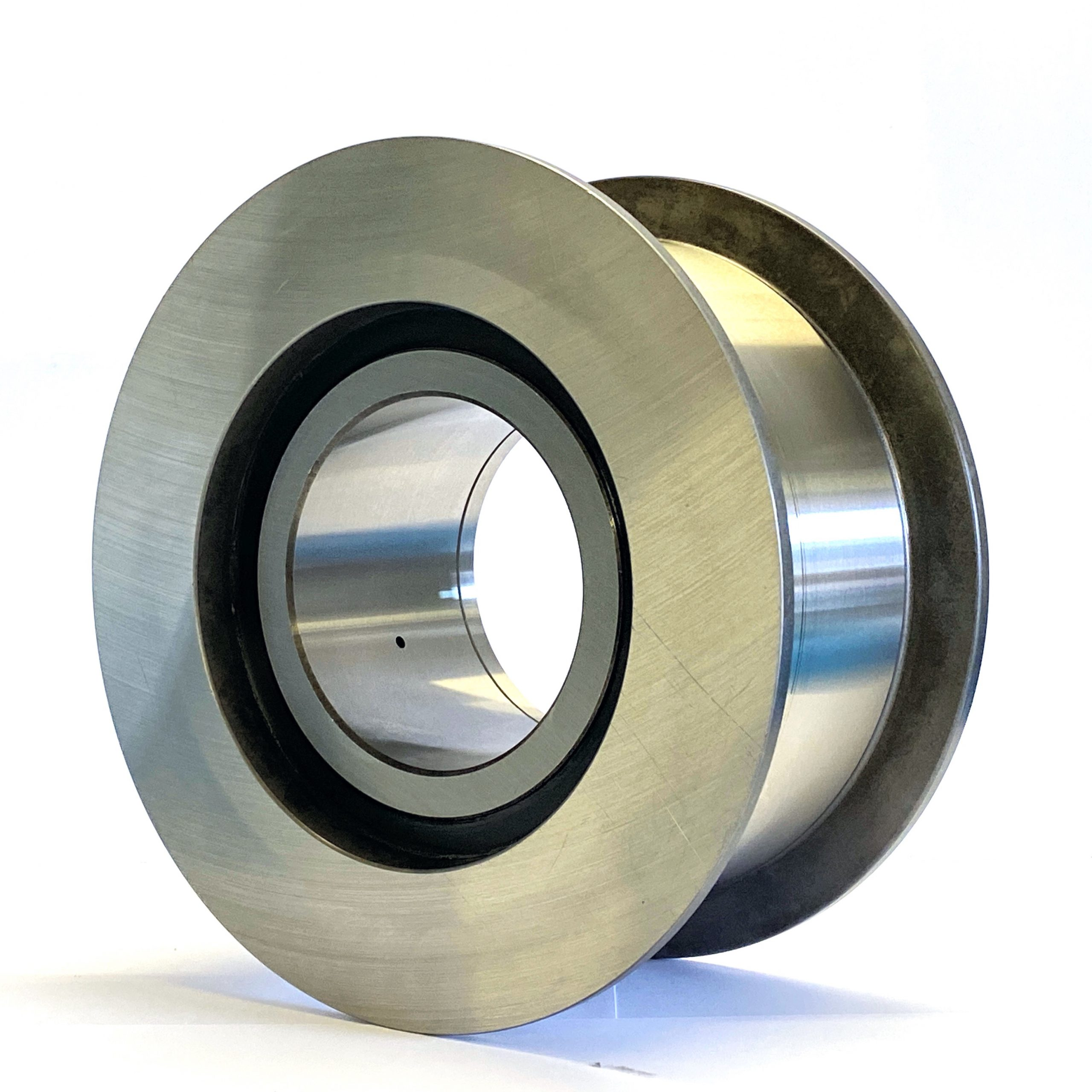 Cylindrical roller full complement Chain Pulleys for medium and high loads